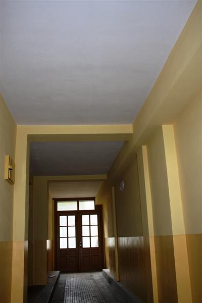 WM ul. Św. Wincentego 22 – remont stropu