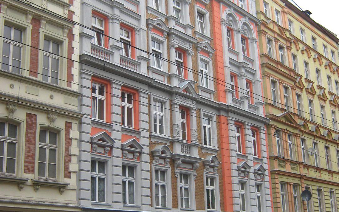 WM ul. Kleczkowska 42 – Remont elewacji, balkonów oraz dachu