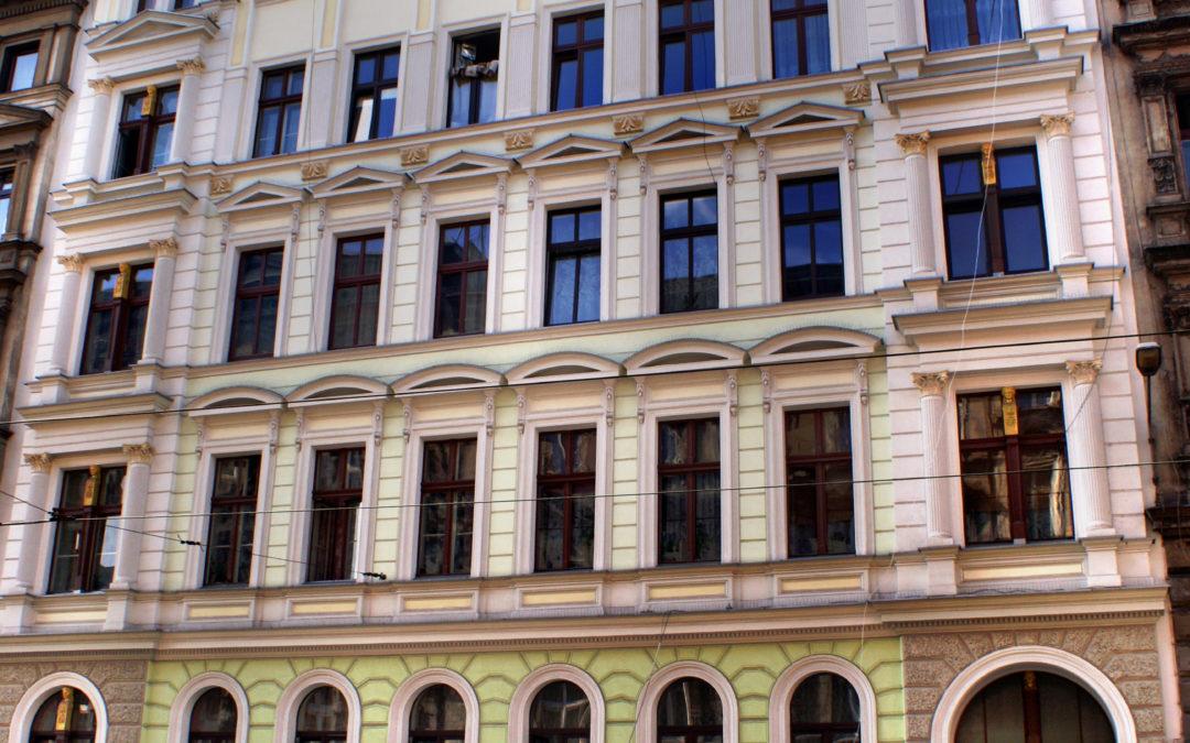 WM ul. Sudecka 115 – remont i docieplenie elewacji oraz stropodachu wraz z remontem balkonów
