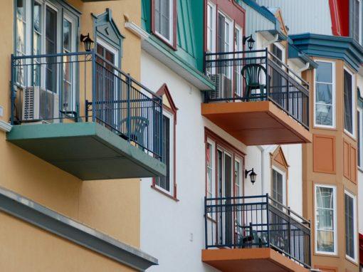 WM ul. Drukarska 24 – remont balkonów